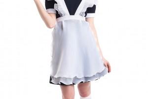 Форма для выпускниц с синим платьем, комплект «Каприз»