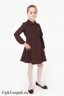 школьное платье детское в полный рост