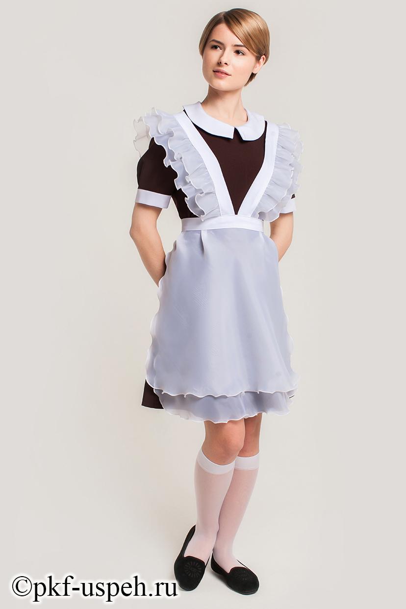 Воротники на платье 165