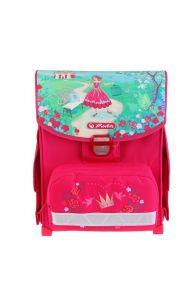 """Школьный ранец Herlitz Smart для девочки """"Princess Rosa"""""""
