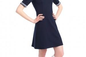 Школьное платье на Последний звонок. Обзор трех популярных моделей