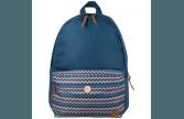 Рюкзак молодежный с пуговицей
