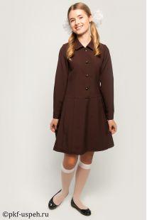 Платье школьное образца ссср