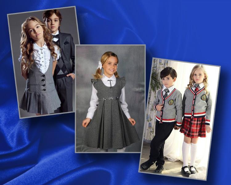 Стильная школьная форма для старшеклассников фото 3
