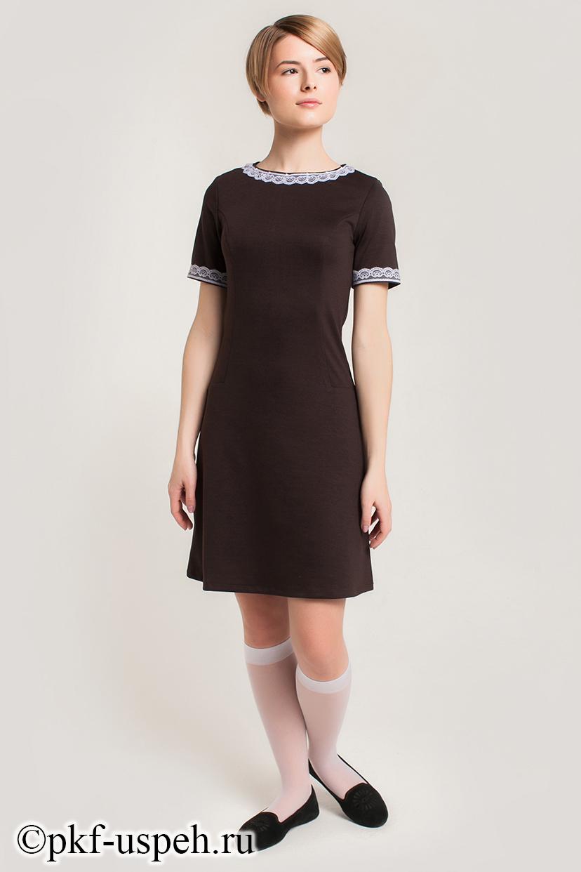 Школьное платье май